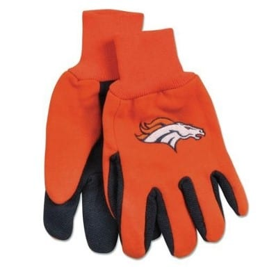Denver Broncos Merchandise - Utility Gloves