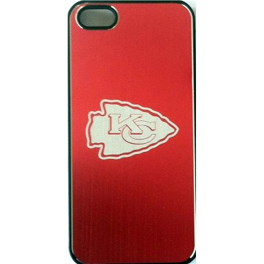 Kansas City Chiefs Etched Phone Case