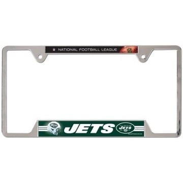 New York Jets Merchandise - License Plate Frame