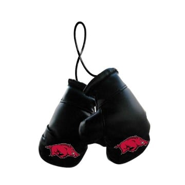 Arkansas Razorbacks Boxing Gloves