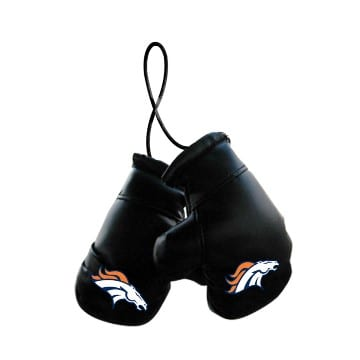 Denver Broncos Merchandise - Mini Boxing Gloves