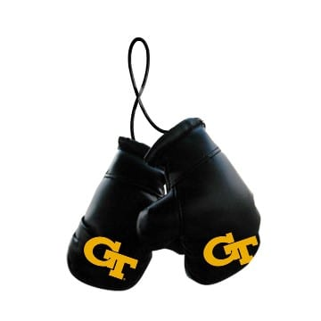 Georgia Tech Yellow Jackets Boxing Gloves