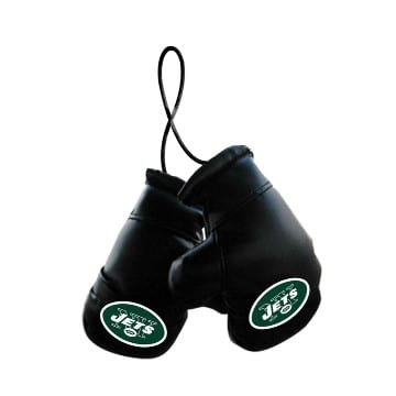 New York Jets Mini Boxing Gloves