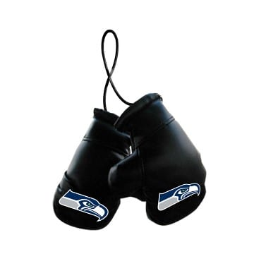 Seattle Seahawks Merchandise - Mini Boxing Gloves