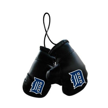 Detroit Tigers Merchandise - Mini Boxing Gloves