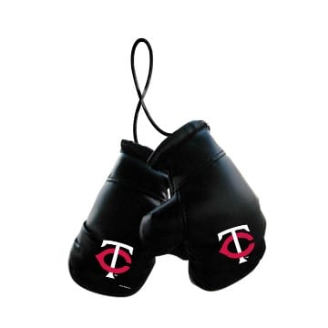 Minnesota Twins Mini Boxing Gloves