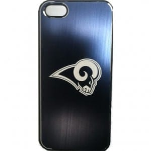 Los Angeles Rams Etched Phone Case