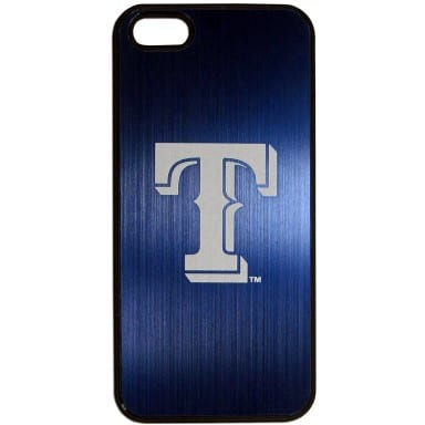 Texas Rangers Merchandise - Etched Phone Case