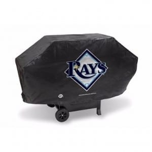 Tampa Bay Rays BBQ Grill Cover