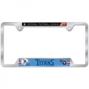 Tennessee Titans License Plate Frame