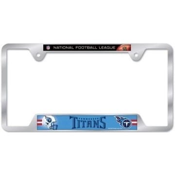 Tennessee Titans Merchandise - License Plate Frame