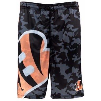 Cincinnati Bengals Polyester Shorts