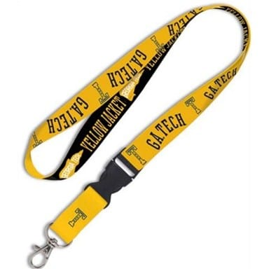 Georgia Tech Yellow Jackets Merchandise - Lanyard