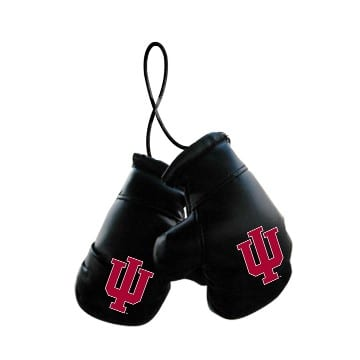Indiana Hoosiers Mini Boxing Gloves