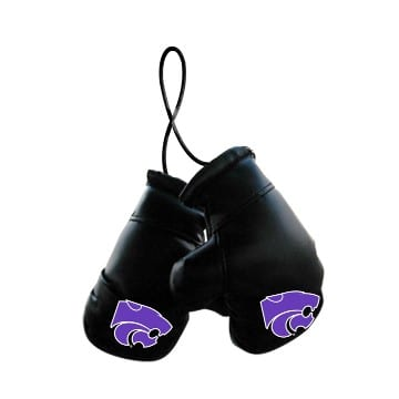 Kansas State Wildcats Mini Boxing Gloves