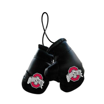 Ohio State Buckeyes Merchandise - Mini Boxing Gloves