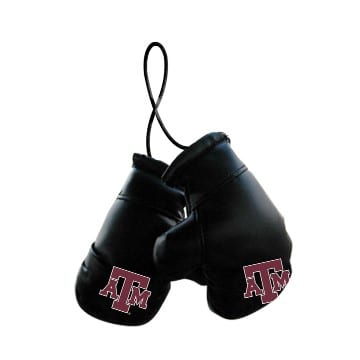 Texas A&M Aggies Merchandise - Mini Boxing Gloves