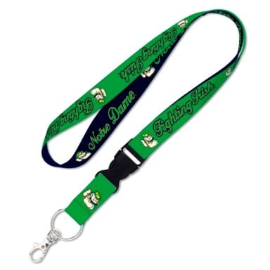 Notre Dame Fighting Irish Merchandise - Lanyard