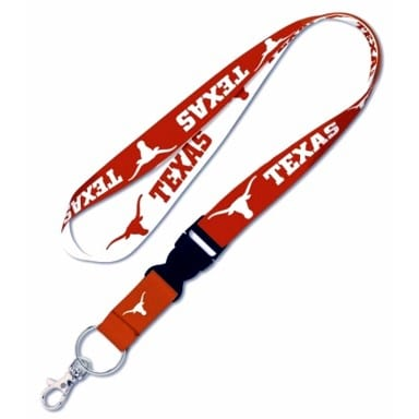 Texas Longhorns Merchandise - Lanyard