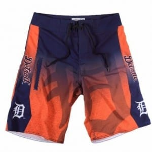 Detroit Tigers Board Shorts