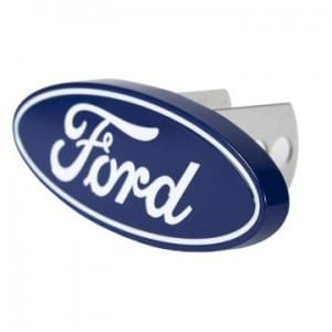 Ford Oval Hitch Cover