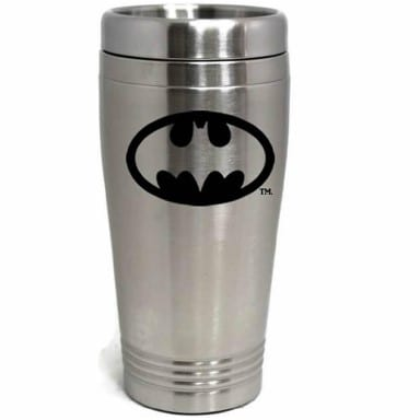 Batman Merchandise - Stainless Travel Mug