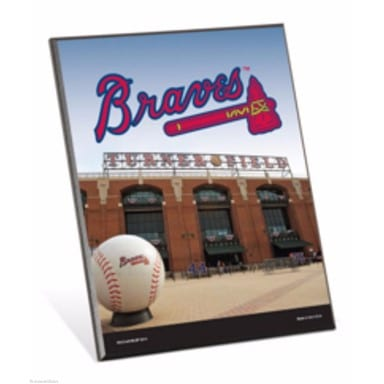 Atlanta Braves Merchandise - Easel Sign