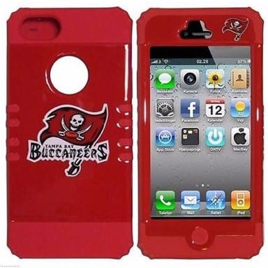 Tampa Bay Buccaneers Rocker Phone Case