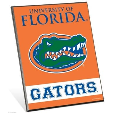 Florida Gators Merchandise - Easel Sign