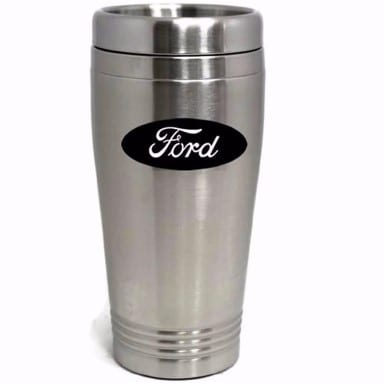 Ford Merchandise - Stainless Travel Mug
