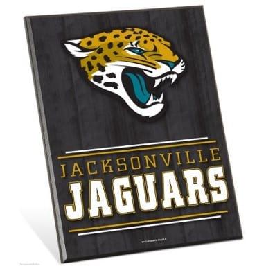 Jacksonville Jaguars Merchandise - Easel Sign