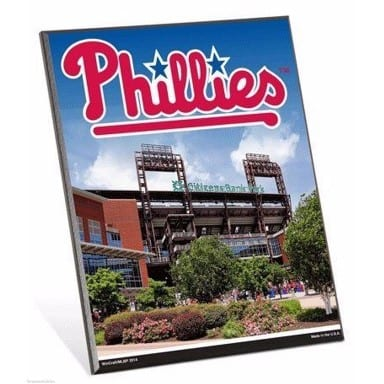 Philadelphia Phillies Easel Sign