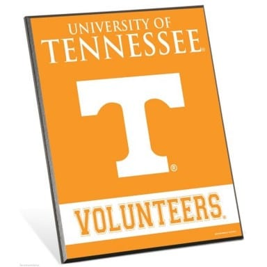 Tennessee Volunteers Merchandise - Easel Sign