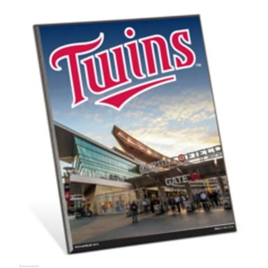 Minnesota Twins Merchandise - Easel Sign