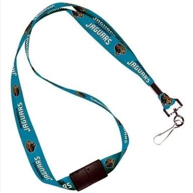 Jacksonville Jaguars Merchandise - Lanyard