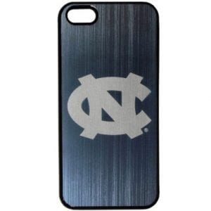 North Carolina Tar Heels Etched Phone Case