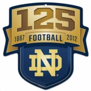 Notre Dame Fighting Irish Merchandise - Club Sign