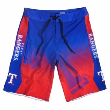 Texas Rangers Board Shorts