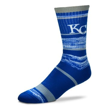 Kansas City Royals Crew Cut Socks