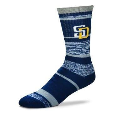 San Diego Padres Crew Cut Socks