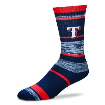 Texas Rangers Crew Cut Socks
