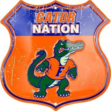 Florida Gators Merchandise - Highway Sign