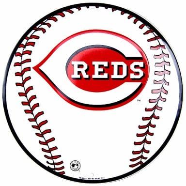 Cincinnati Reds Merchandise - Circle Sign