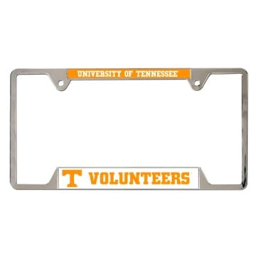 Tennessee Volunteers Merchandise - Metal License Plate Frame