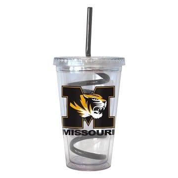 Missouri Tigers Merchandise - Swirl Tumbler