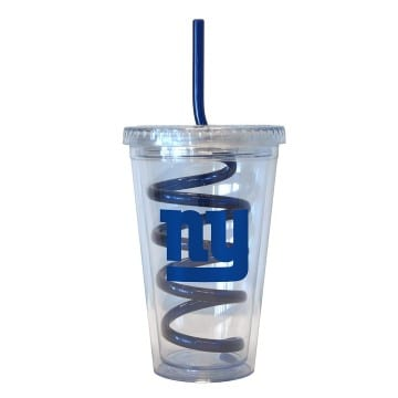 New York Giants Merchandise - Swirl Tumbler