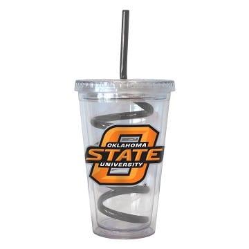 Oklahoma State Cowboys Merchandise - Swirl Tumbler