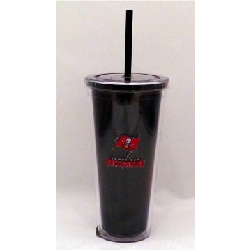 Tampa Bay Buccaneers Color Wall Tumbler