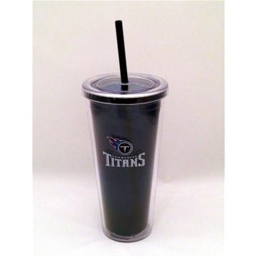 Tennessee Titans Merchandise - Color Wall Tumbler