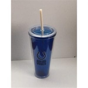 Indianapolis Colts Color Wall Acrylic Tumbler